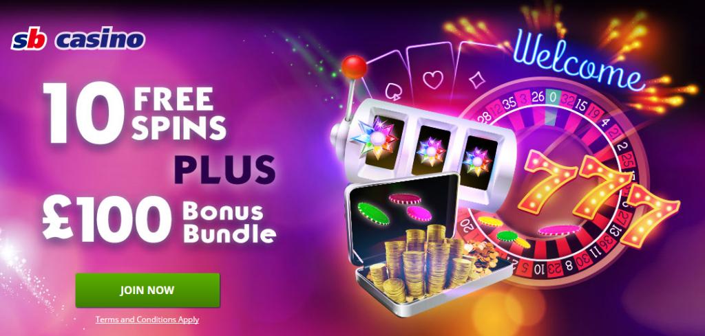 Sportingbet bonus casino