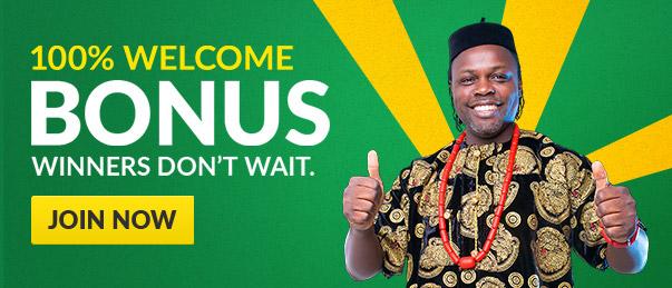 bet9ja bonus in Nigeria