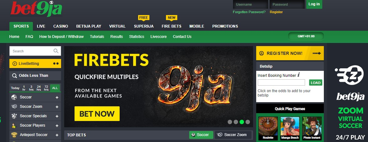 bet9ja code for today