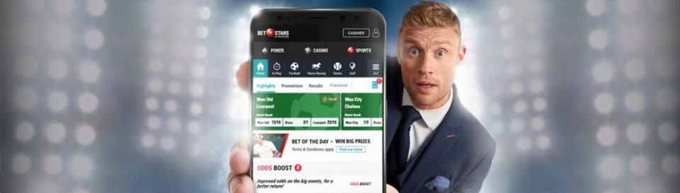Betstars download to mobile