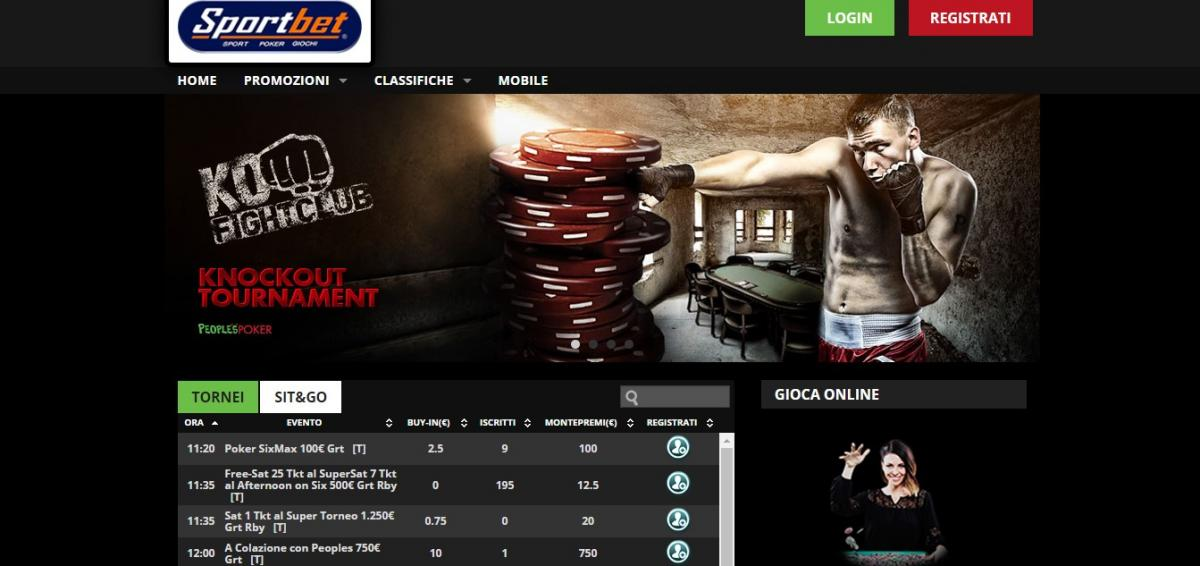 Pokerstars Sportbet